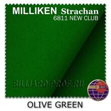 Бильярдное сукно Milliken Strachan Snooker 6811 New Club, 28 oz...
