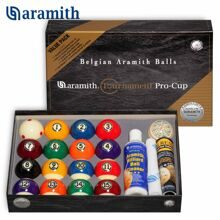 "Бильярдные шары Aramith ""Tournament Pro-Cup Value Pack"" 57,2 мм"